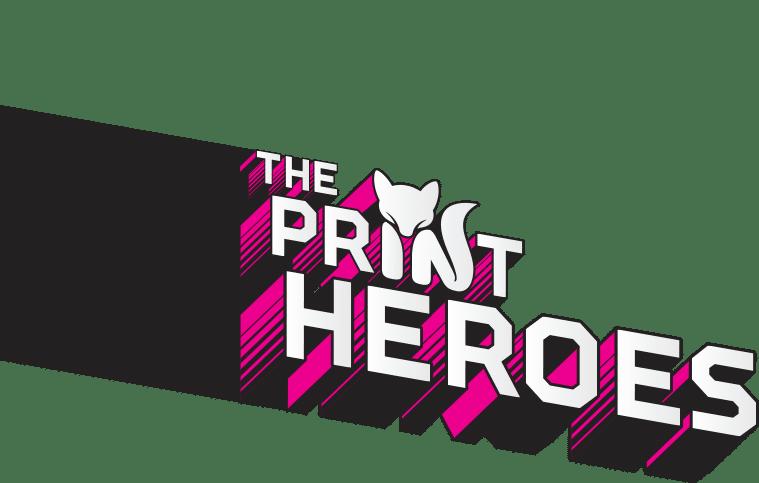 Print Heroes Logo