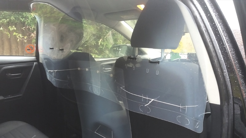 Taxi / Protective Screens